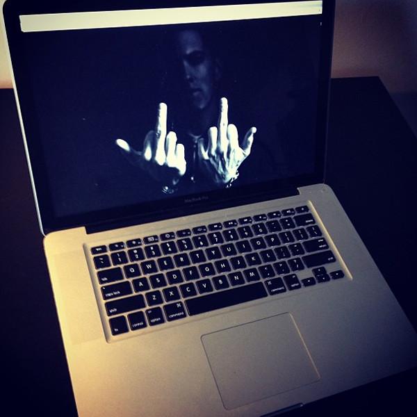 Eminem, Instagram