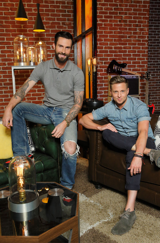The Voice: Adam Levine and OneRepublic's Ryan Tedder Reflect on Their First Big Musical Moments