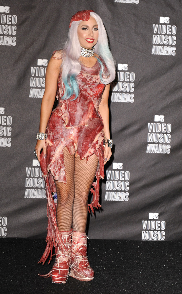 Lady Gaga, VMAs, 2010