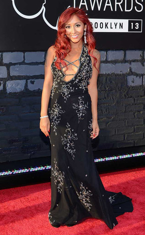 MTV Video Music Awards, Nicole 'Snooki' Polizzi