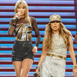 Taylor Swift, Jennifer Lopez