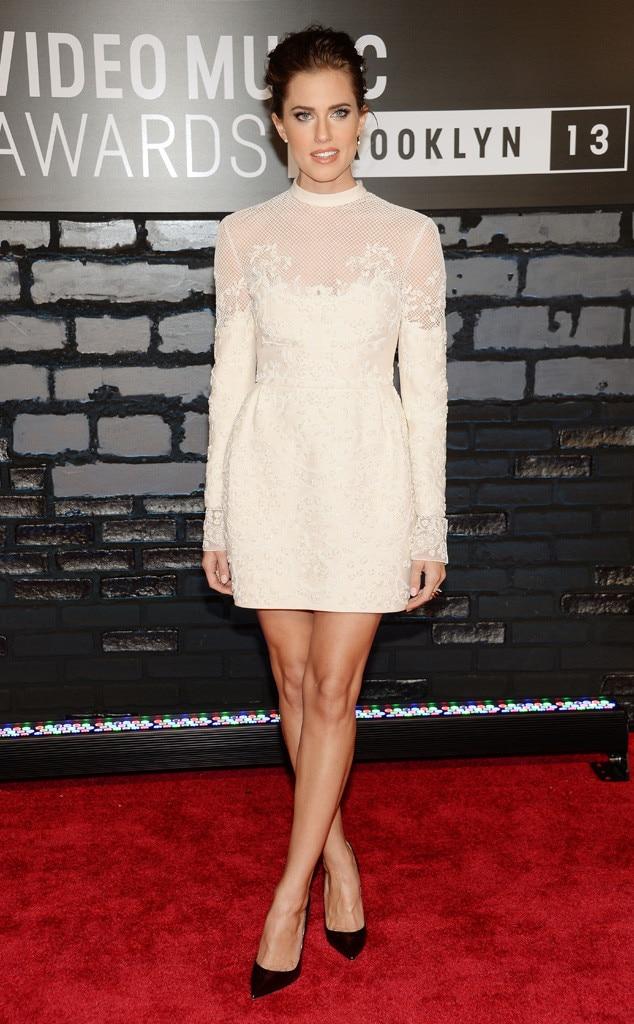 MTV Video Music Awards, Allison Williams