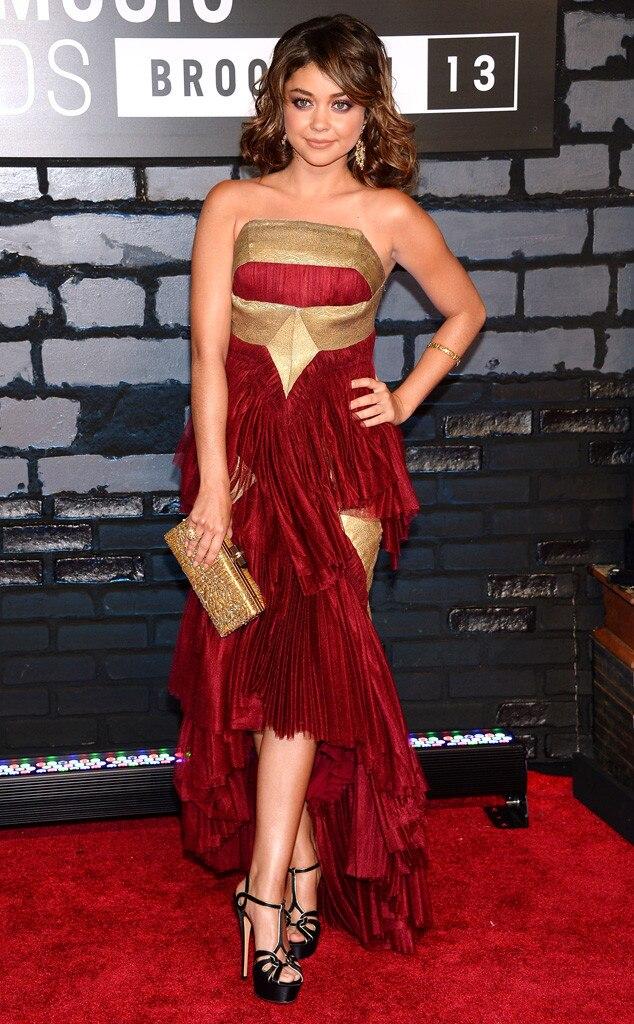MTV Video Music Awards, Sarah Hyland