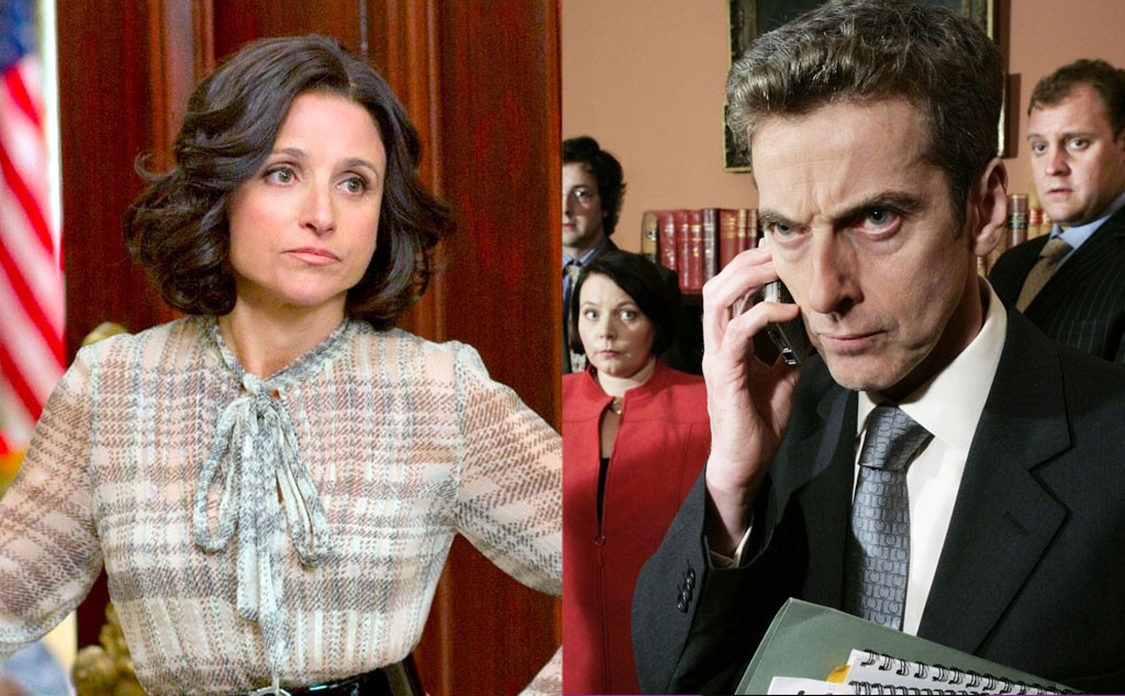 TV Remakes, Veep, The Thick of It