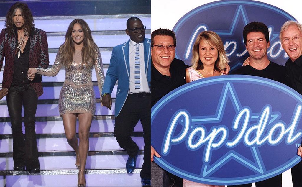 TV Remakes, American Idol, Pop Idol