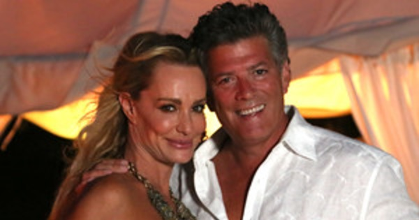 Taylor Armstrong and Fiancé's Official Engagement Pics   E ...