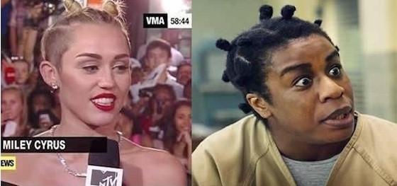 Miley Cyrus, VMA 2013