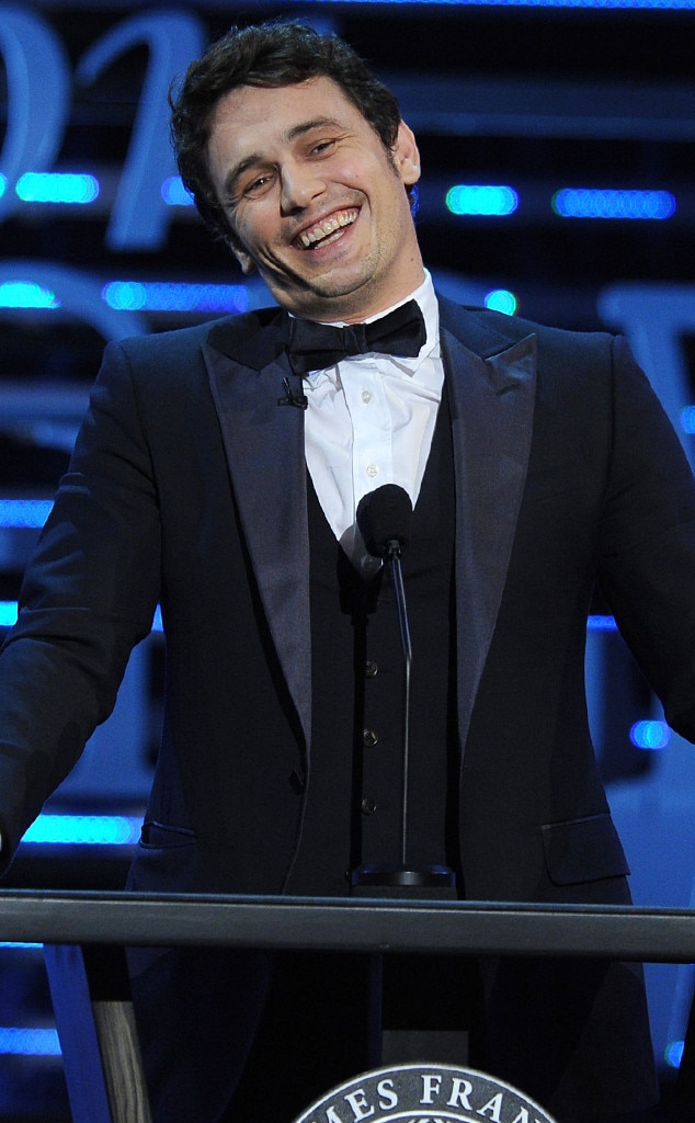 James Franco, The Comedy Central Roast of James Franco