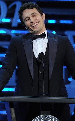 James Franco, The Comedy Central Roast of James Franco