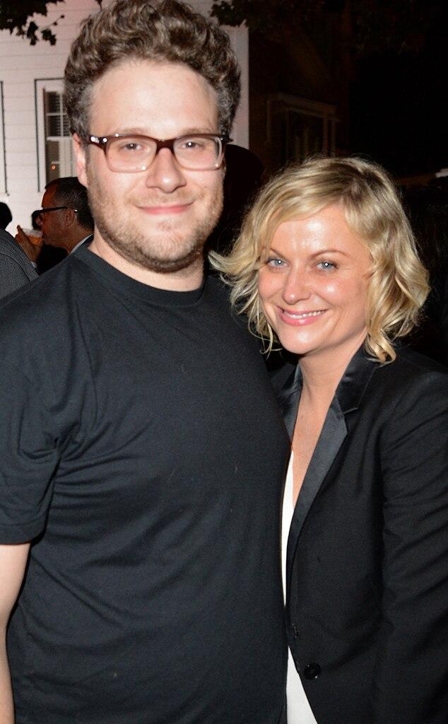 Seth Rogen, Amy Poehler, The Comedy Central Roast of James Franco