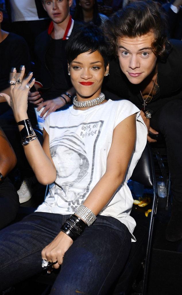 Rihanna, Harry Styles, MTV Video Music Awards