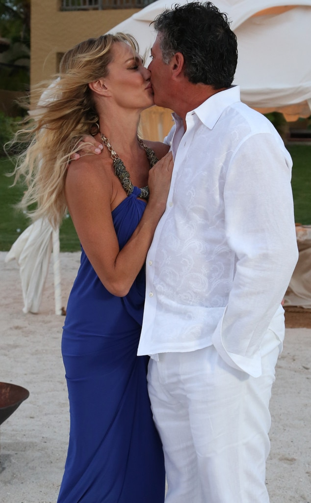 Taylor Armstrong and John Bluher Are Married E News