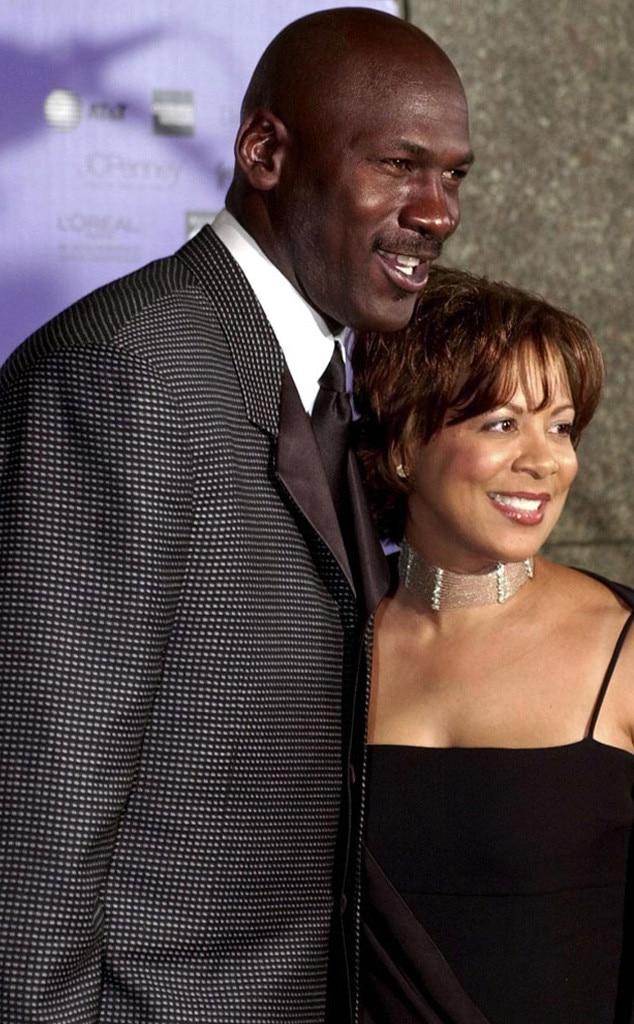 Michael Jordan, Juanita Vanoy Jordan, Vegas Weddings