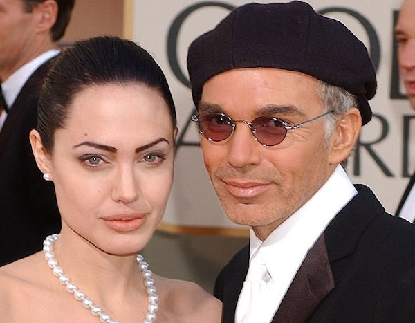 Billy Bob Thornton Angelina Jolie From Celebrities Married In Las Vegas E News