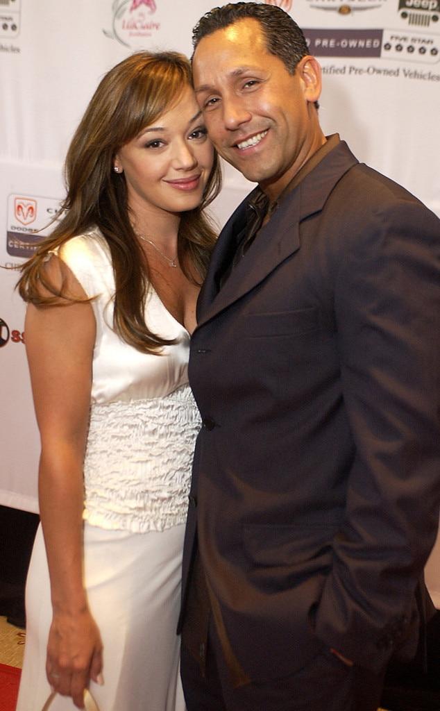 Leah Remini, Angelo Pagan, Vegas Weddings