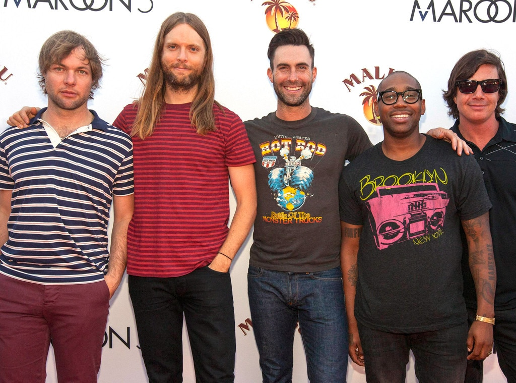 Maroon 5 Concert from Party Pics: Global | E! News