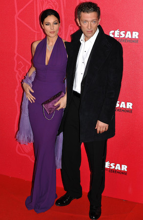 Monica Belluci, Vincent Cassel