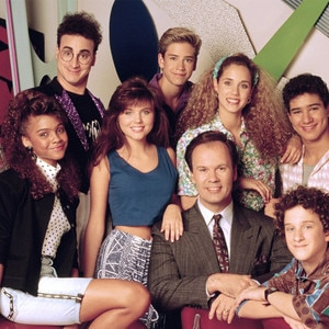 Saved by the bell behind the scenes hookups
