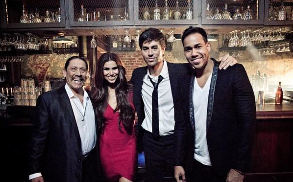 (+ Video) ¡Enrique Iglesias y Romeo Santos estrenan el tema Loco!