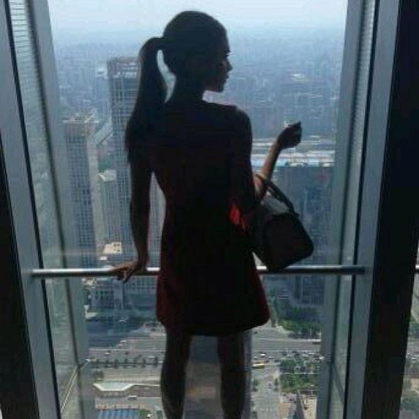 Victoria Beckham, Instagram