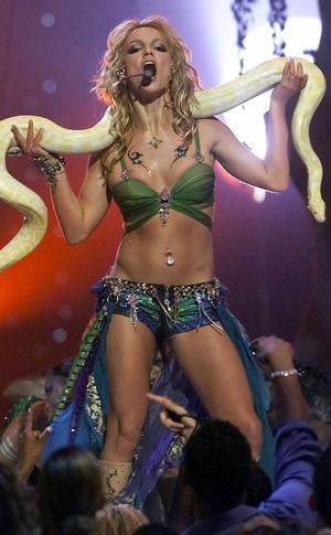 Britney Spears, MTV Video Music Awards