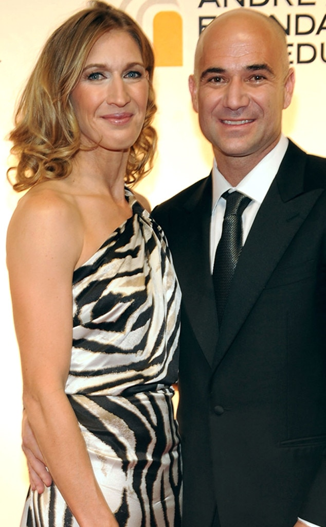 Andre Agassi, Stefanie Graf, Vegas Weddings