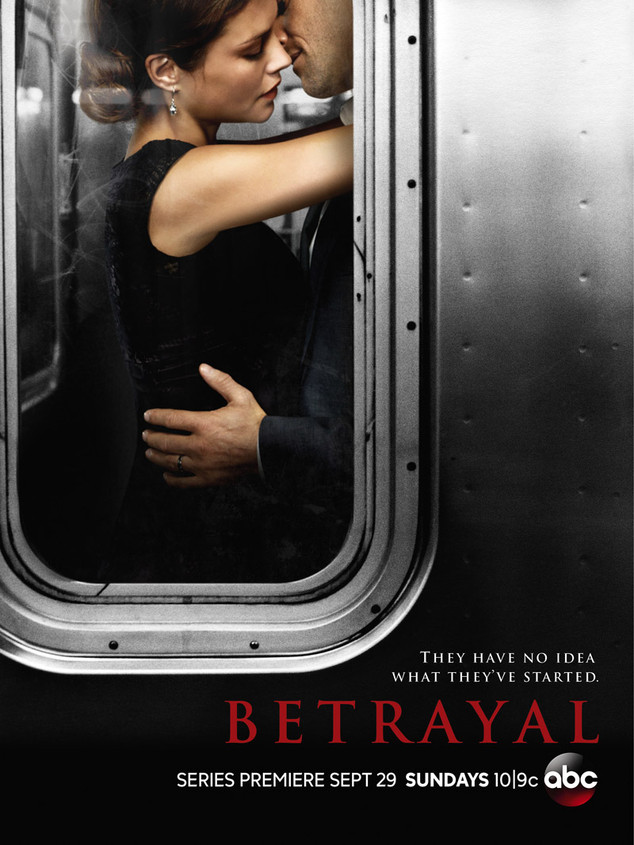 Betrayal, Key Art