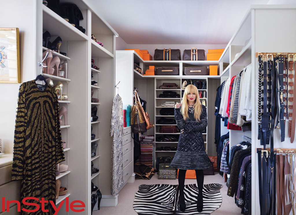 Look Inside Rachel Zoe S Closet E Online