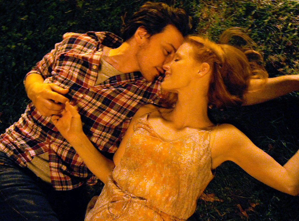 James McAvoy, Jessica Chastain, Disappearance of Eleanor Rigby: Him and Her