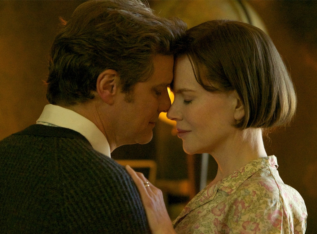 The Railway Man, Colin Firth, Nicole Kidman