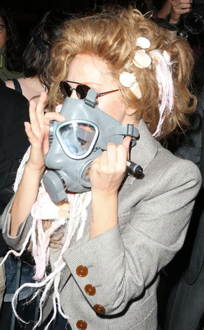 Lady Gaga, Gas Mask
