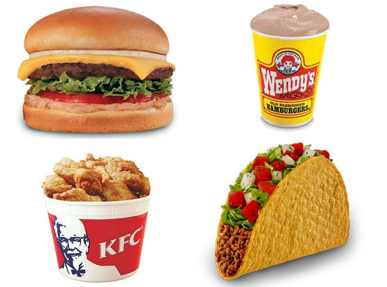 How long does fast food take