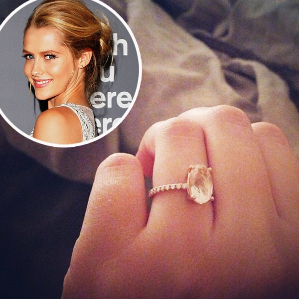 Engagement Rings Celebrity: Teresa Palmer From Best Celebrity Engagement Rings Of 2013