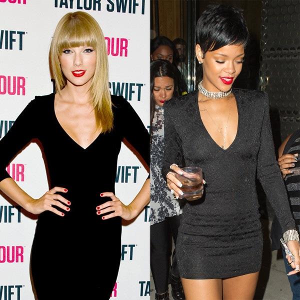 Taylor Swift, Rihanna