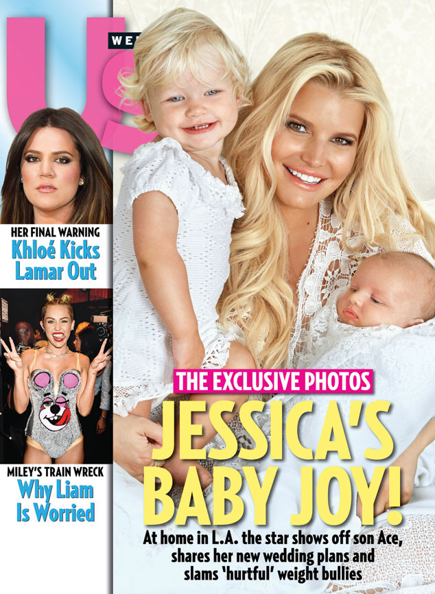 Jessica Simpson, US Weekly