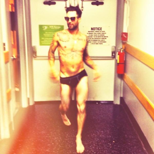 Adam Levine, Pants