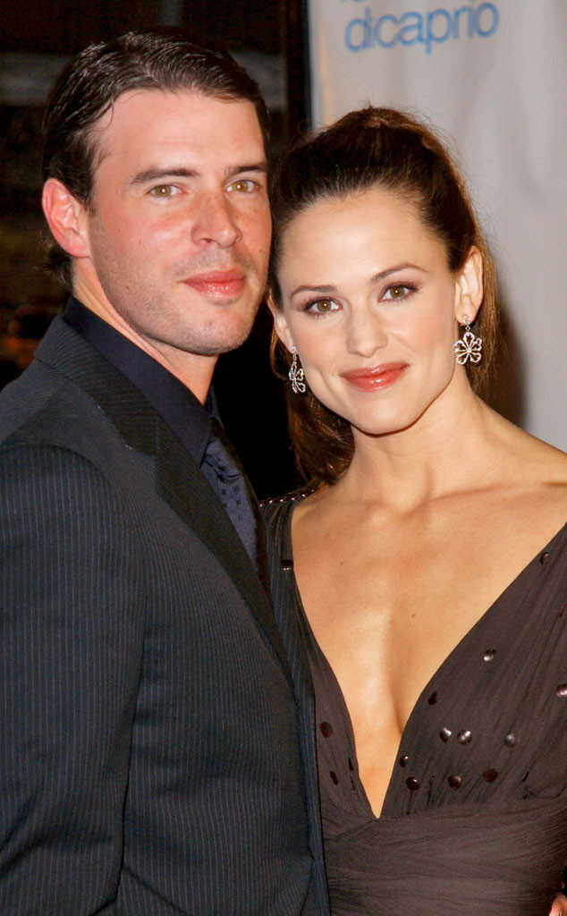 Jennifer Garner, Scott Foley
