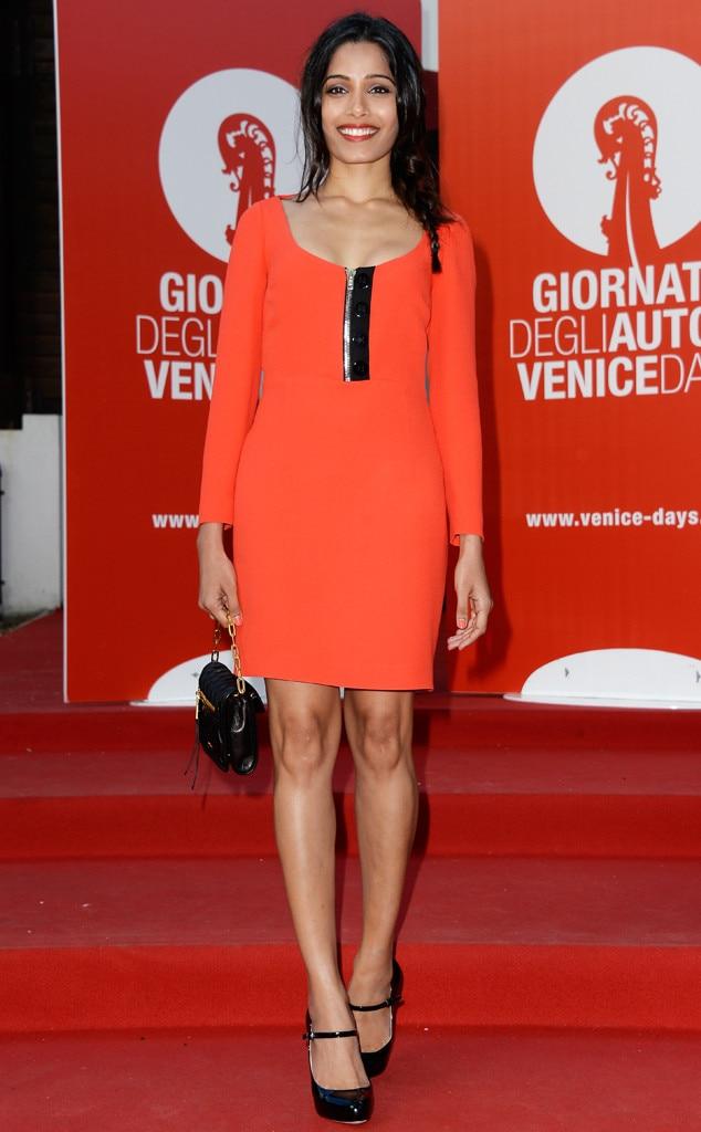 Freida Pinto, Venice