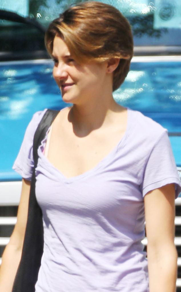 Get A Better Look At Shailene Woodley S Short Haircut E Online Uk
