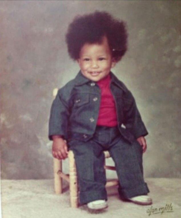 Pharrell, Baby Pic, Instagram