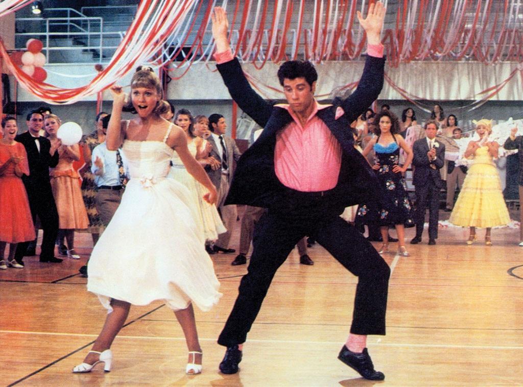 Grease, Olivia Newton John, John Travolta