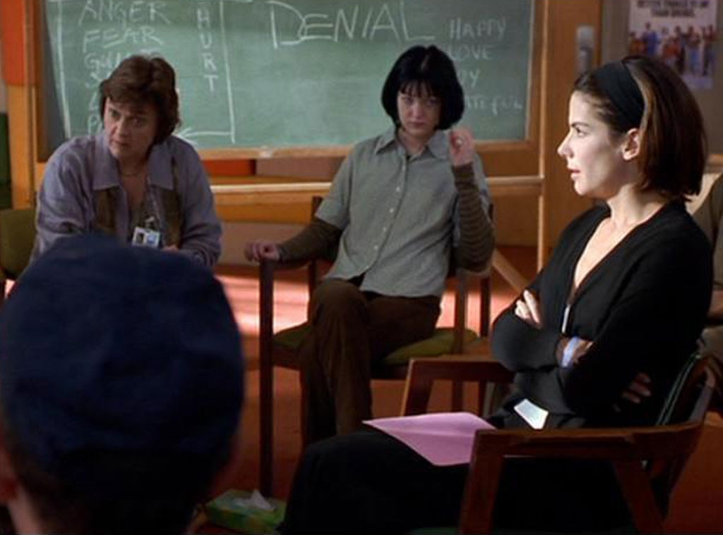 Sandra Bullock, 28 Days Later, Onscreen Rehab and Therapy