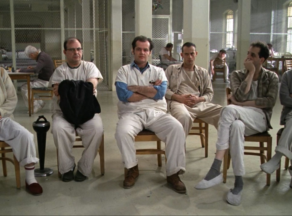 One Flew Over the Cuckoo's Nest, Onscreen Rehab and Therapy