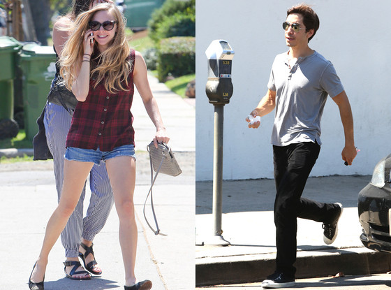 Amanda Seyfried. Justin Long