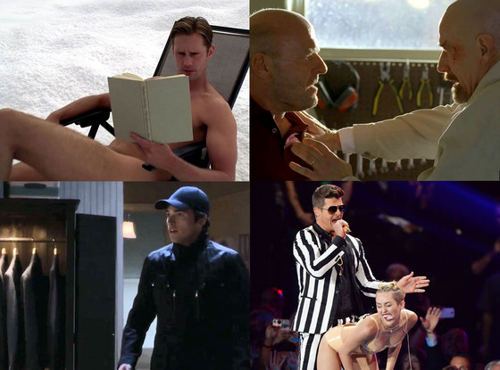 most shocking TV moments of the summer