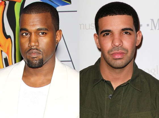 Kanye West says Drake is 'threatening' him in freaky 80-tweet rant
