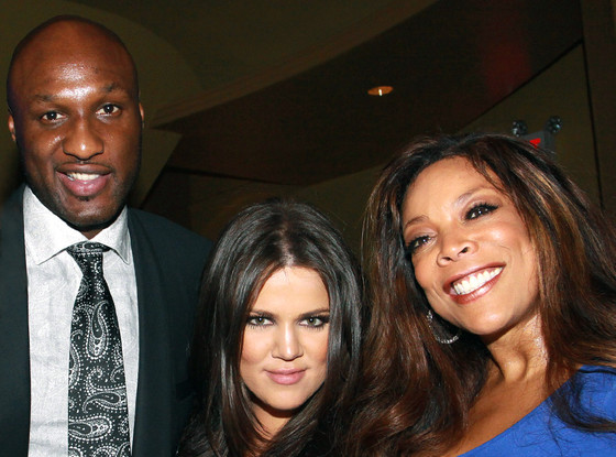 Lamar Odom, Khloe Kardashian Odom, Wendy Williams