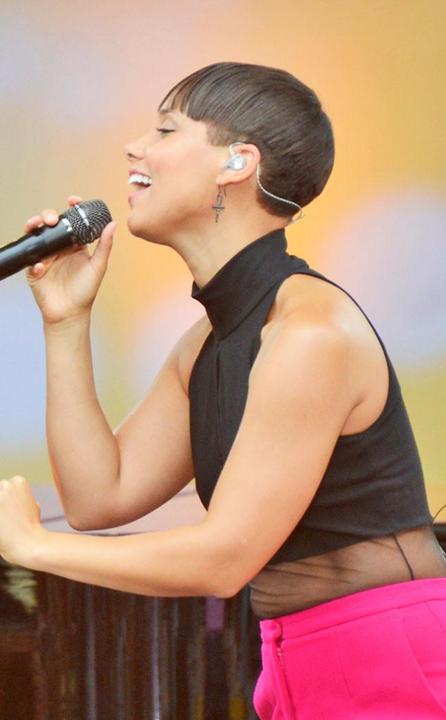 Alicia Keys, Good Morning America