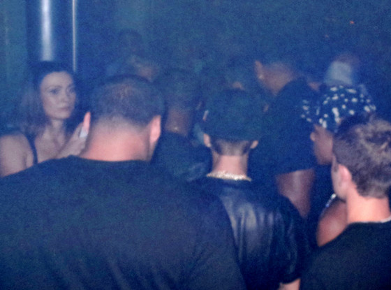 Justin Bieber, Uniun