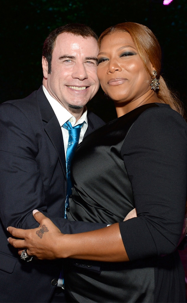 John Travolta, Queen Latifah